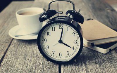 El peligro de no reconocer nuestro tiempo como el único regalo